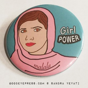 Malala Girl Power